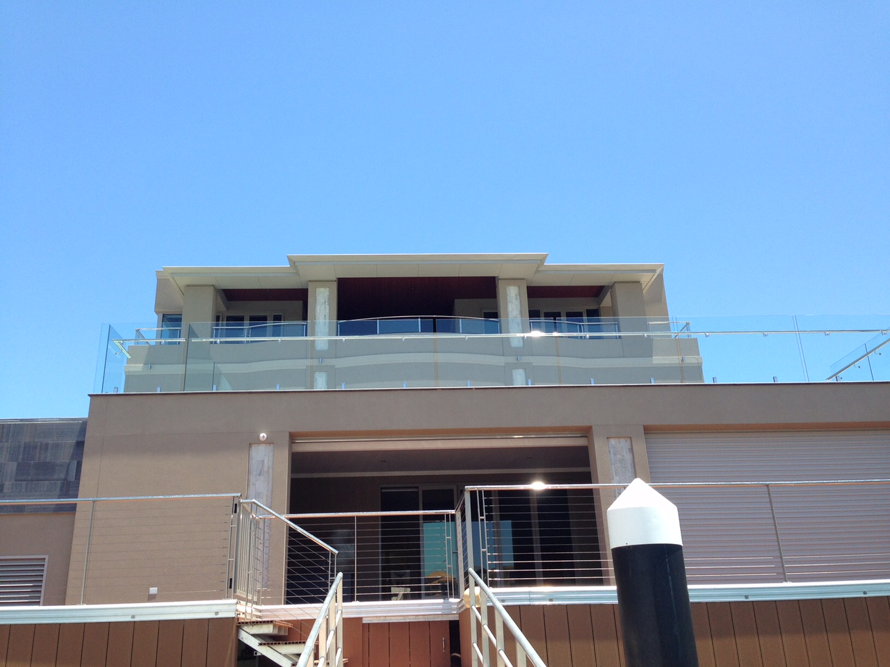 Luxury Home in Mindarie – Exterior Glass Protection