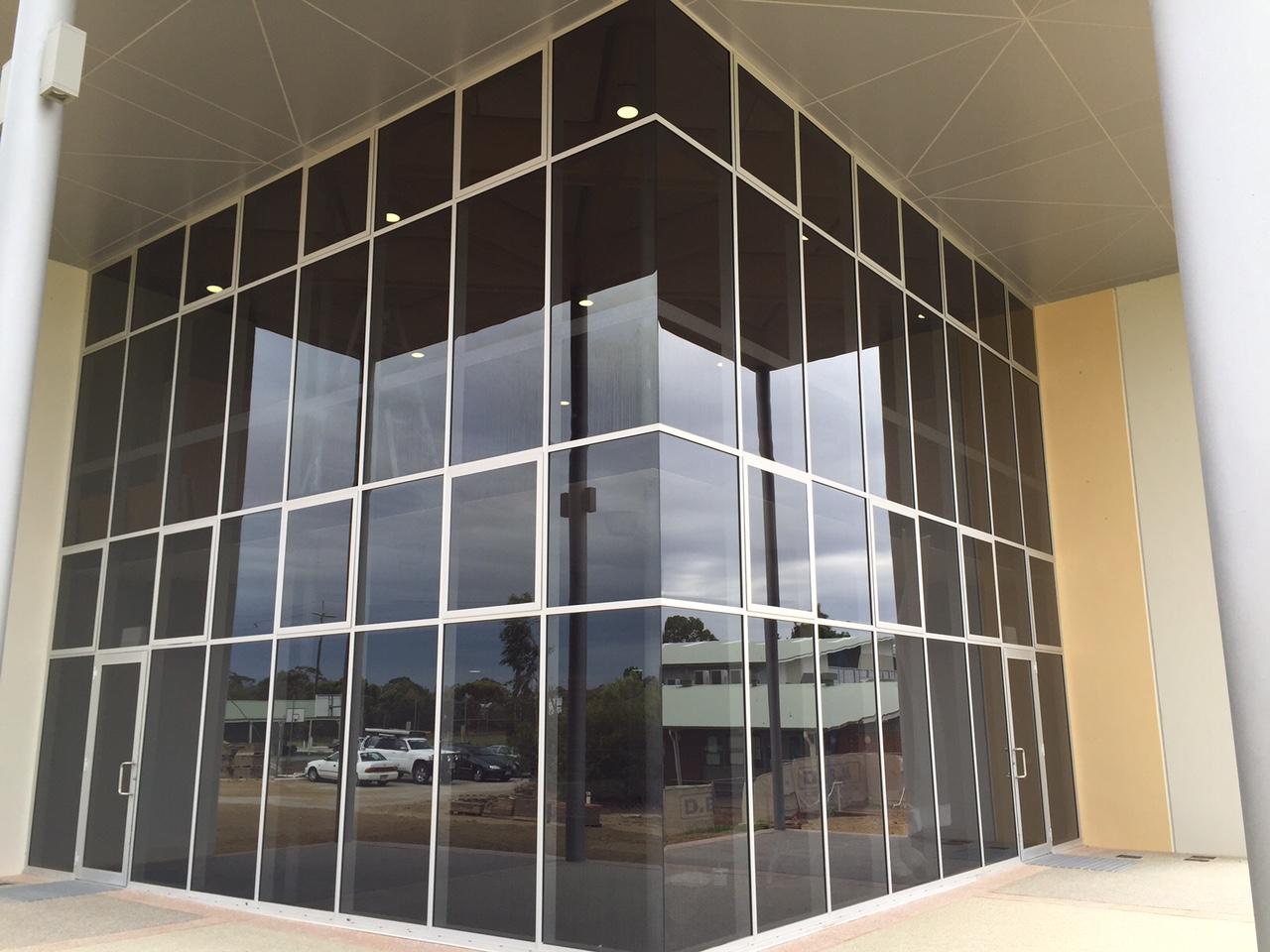 John Septimus School Mirrabooka – Exterior Glass Protection