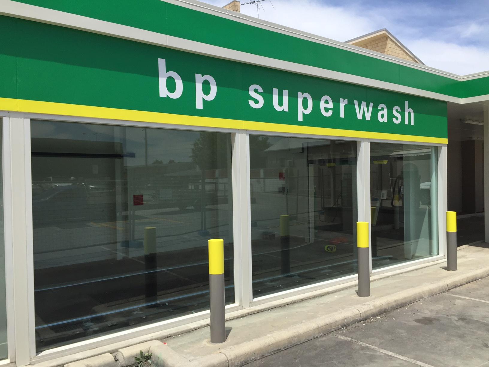 BP Carwash – Nanokote WA Restoration