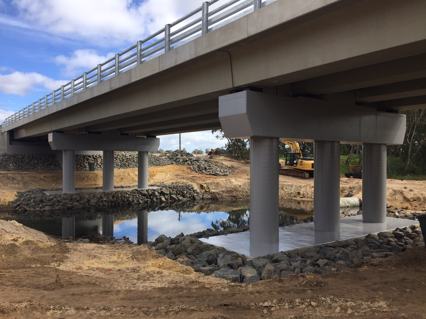 Burekup Bridge – ProGuard Anti Graffiti Spec 908 Coating